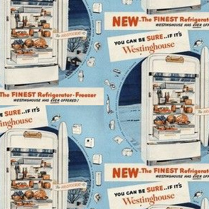 Nifty Fifties Dream Kitchen ad