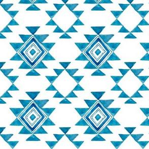 Turquoise Aztec (small)