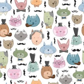 Aristocrat Cats