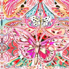 Butterfly Journey Xlarge
