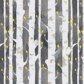 Gamueta - Trees Pattern