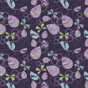 Moths & Leaves 2