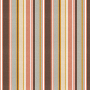 Vintage Kilim Stripes (small vertical)