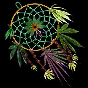 Cans Dream Catcher Spoonflower