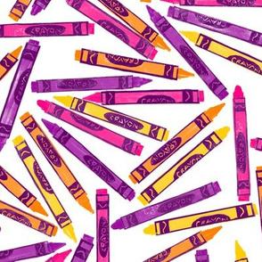 karmic crayons