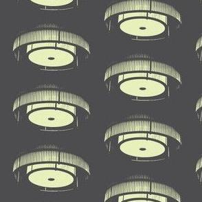 Ceiling Light in Greys