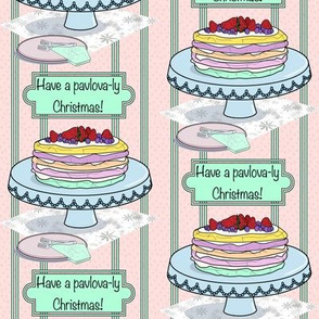 Pavlova-ly Christmas