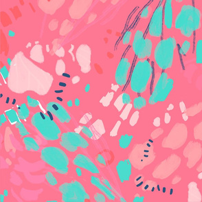 Flutter Pink Xlarge