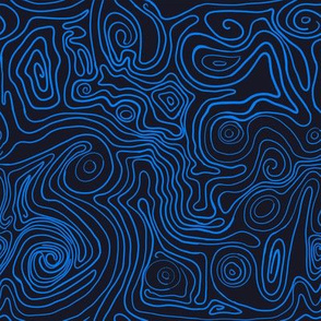 Geocurve 1 Blue