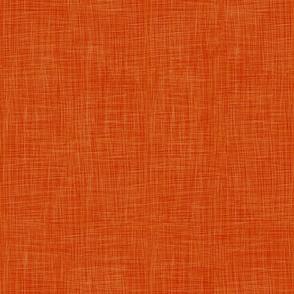 Terracotta Linen by Helenpdesigns