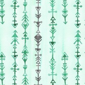 Mint Indian Arrows