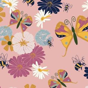 Floral Buzz