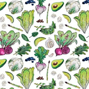 Superfood Pattern (small)