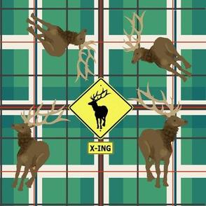 Elk Woods Plaid