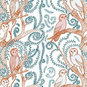 Owl Serenade