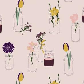 Blossoms Cherry Jam