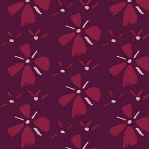 Bordeaux flowers