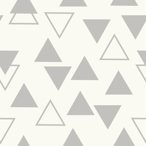 Geometric Gender Neutral Triangles