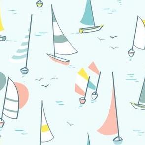 8075240-sail-boats-by-charlotte_lorge