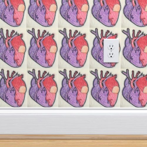 Wallpaper Anatomical Heart