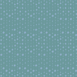 Print 16 coordinate bubble repeat autumn winter 2018-2019 boy blue and dark green background 150 dpi