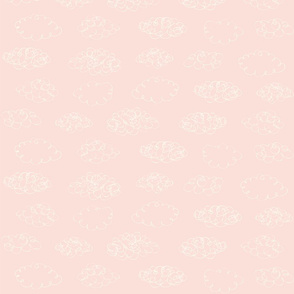 Print clouds messy reapeat autumn winter 2018-2019 pink white 150 dpi