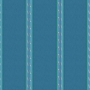 pinstripe blues