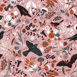 October birds