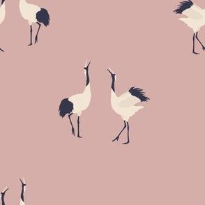 Cranes / Maison de Fleurs