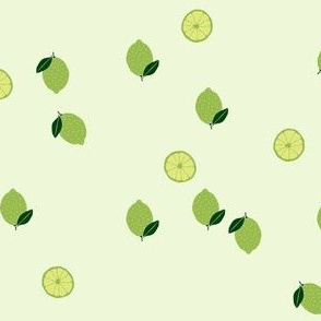 limes in green (small scale)