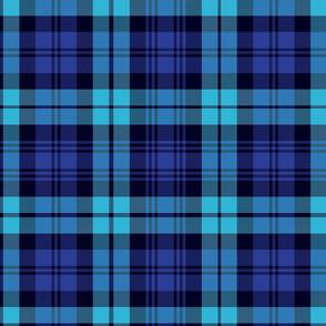 "Royal Regiment of Scotland / Black Watch teal, 12"""