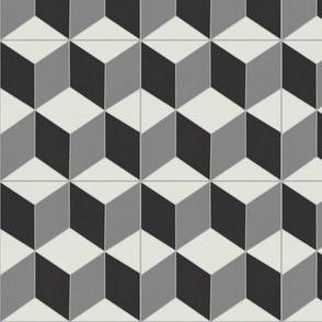 Black + Gray Box 1