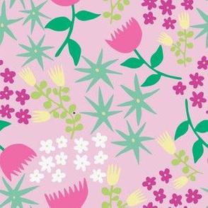 Spot the Start Flowers