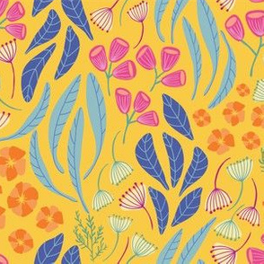 Wildflower Bunch_yellow