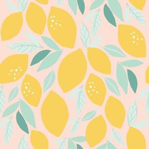 Indy Bloom Design Lemons D