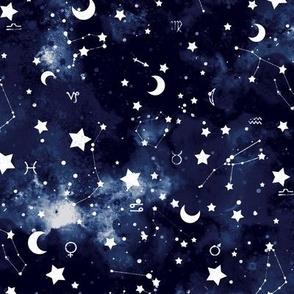 Zodiac Dark Blue
