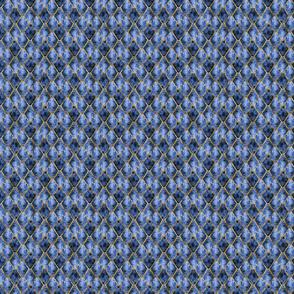 Small Blue Earth Gemstone Dragon Scales