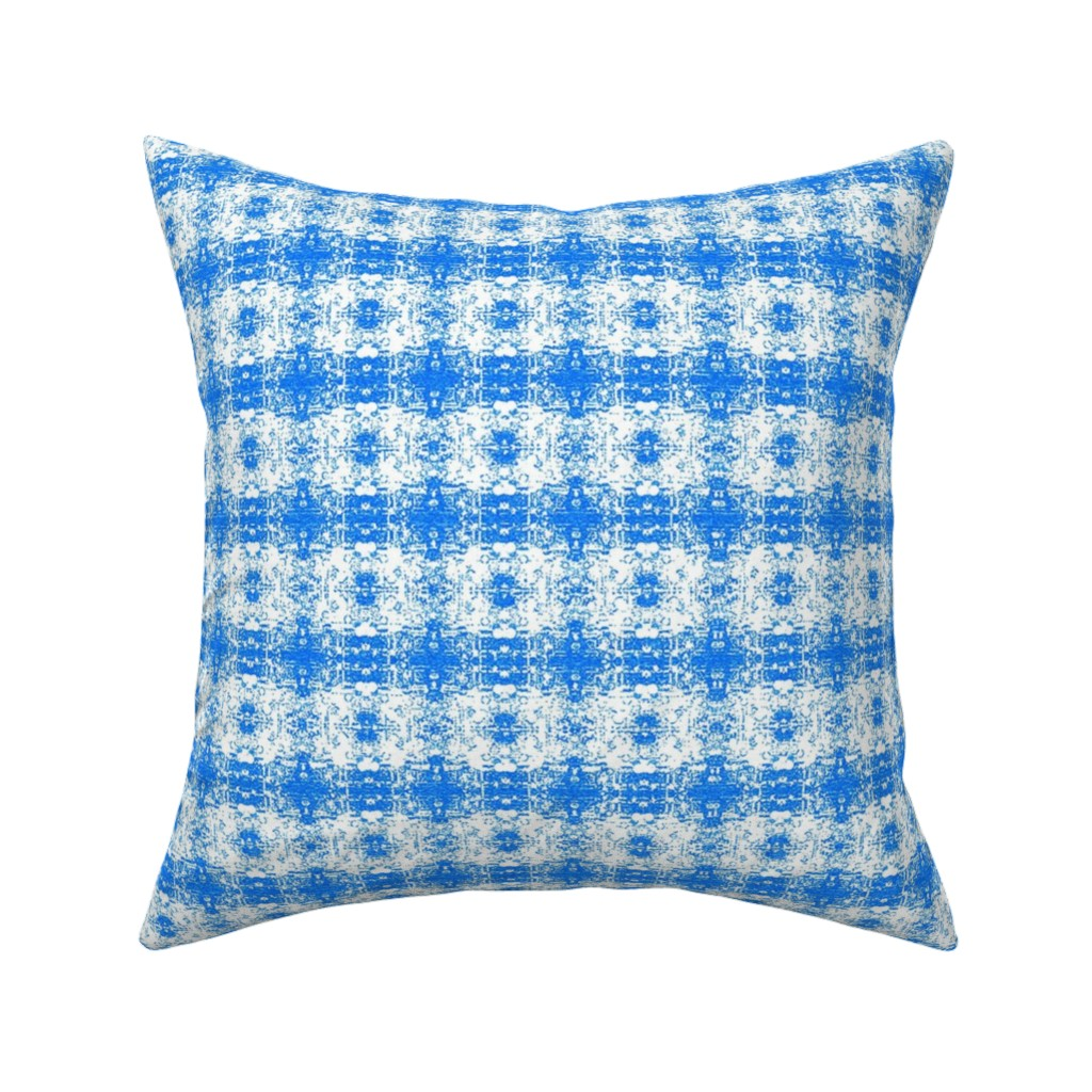 Catalan Throw Pillow featuring contemplaid14xx by colortherapeutics