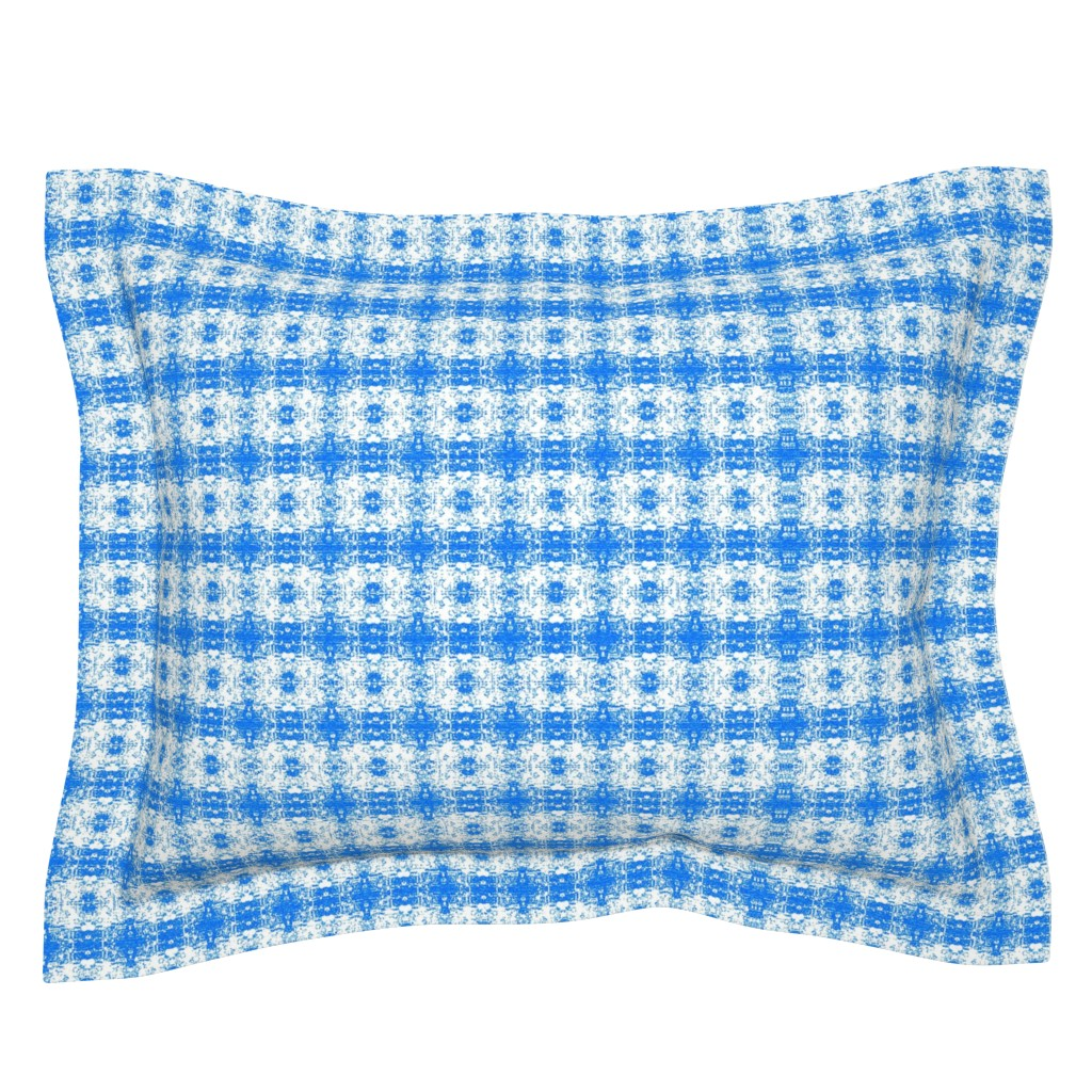 Sebright Pillow Sham featuring contemplaid14xx by colortherapeutics