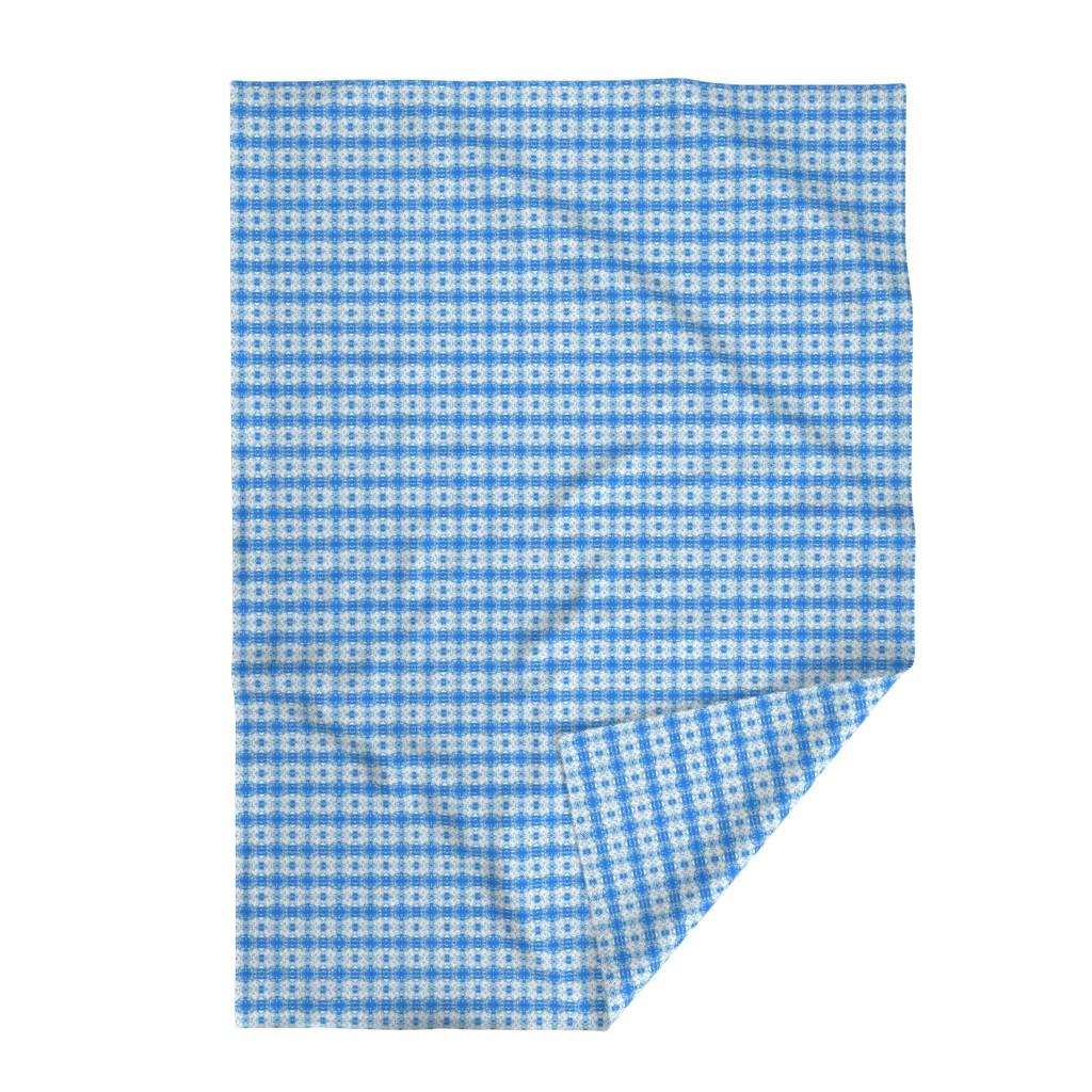 Lakenvelder Throw Blanket featuring contemplaid14xx by colortherapeutics