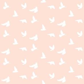 Doves in Flight_Peach_NEW