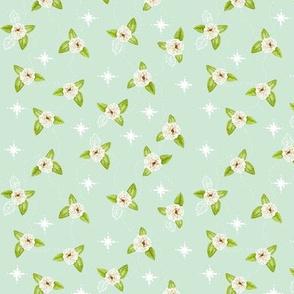 RosePosy_2_Green_PaleDuckEgg