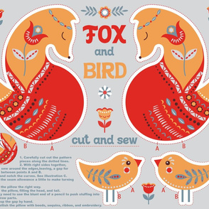 Fox and Bird