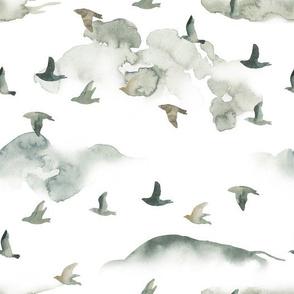 Forest Birds / Wild Pinery