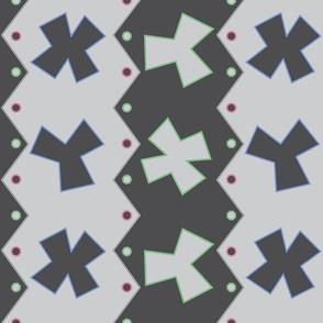 X & Ys_Charcoal Gray