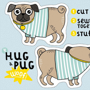 Hug a Pug