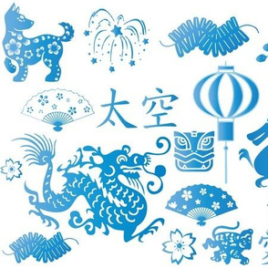 Chinois New Year