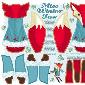 Miss Winter Fox