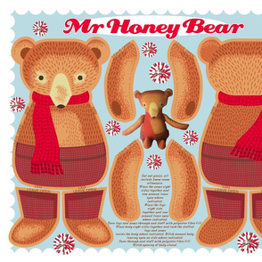 Mr Honey Bear