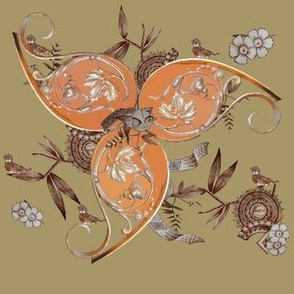 victorian pinwheels